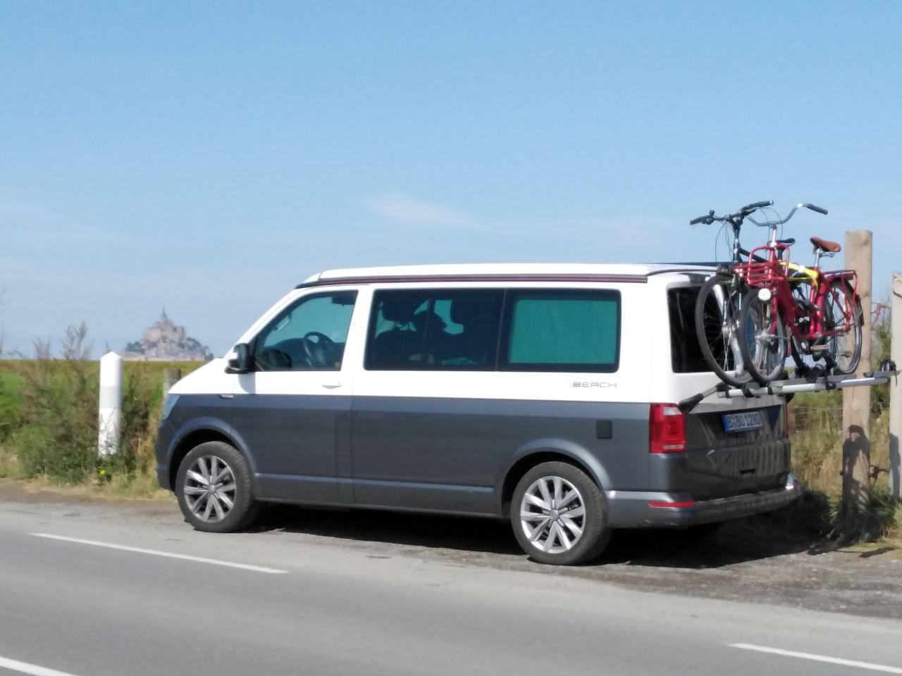 Unser Praxisauto – Der VW Campingbus