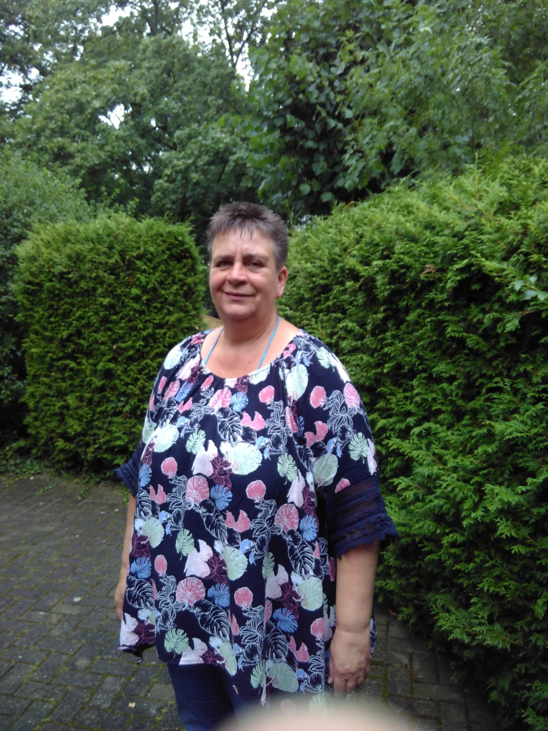 Drei Fragen An: Jeannette Romanus